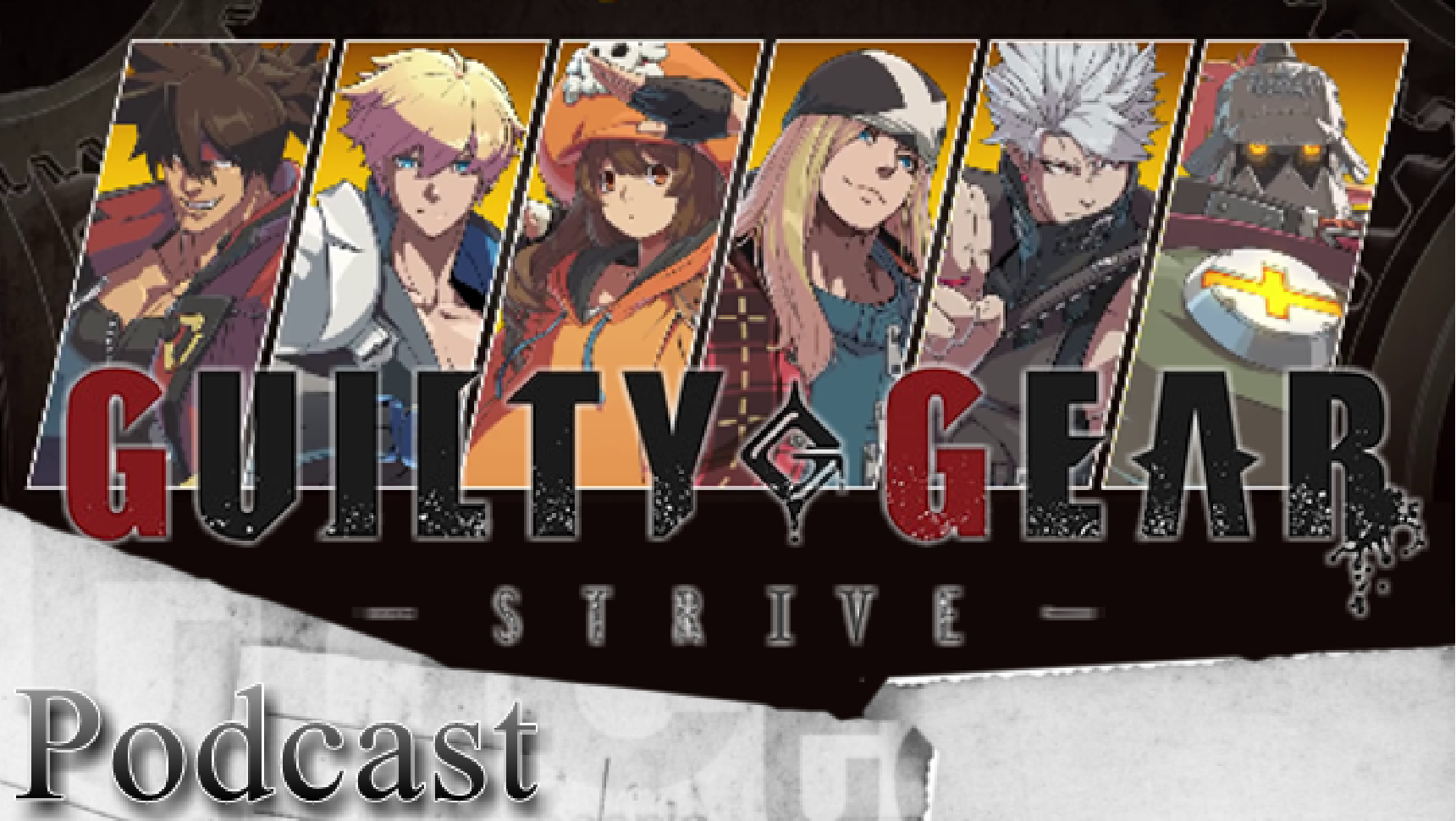 FGCZ podcast – Guilty Gear StrIVe (prk` & Pida)