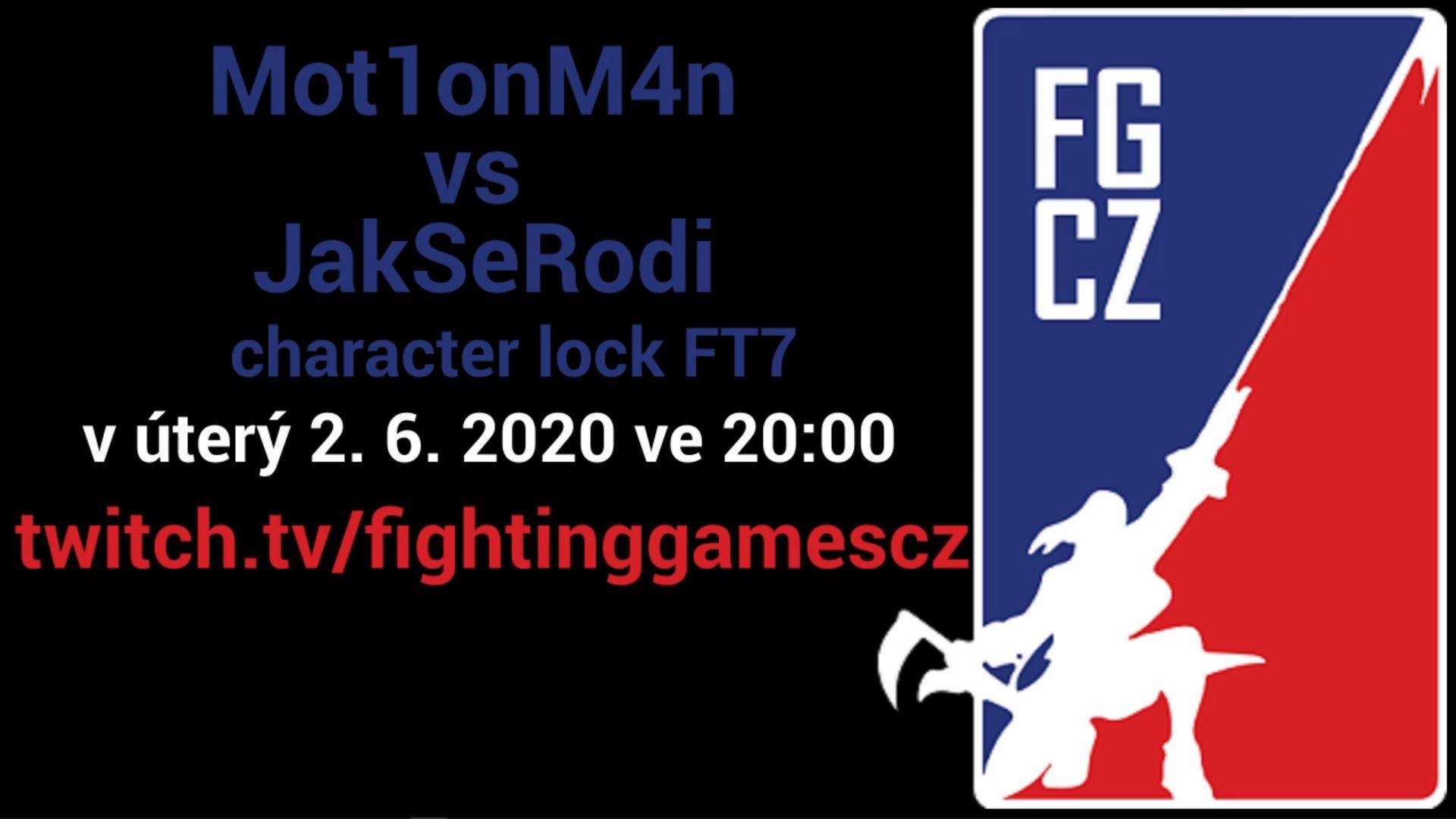 FGCZ Challenge #2: Mot1onM4n vs JackSeRodi