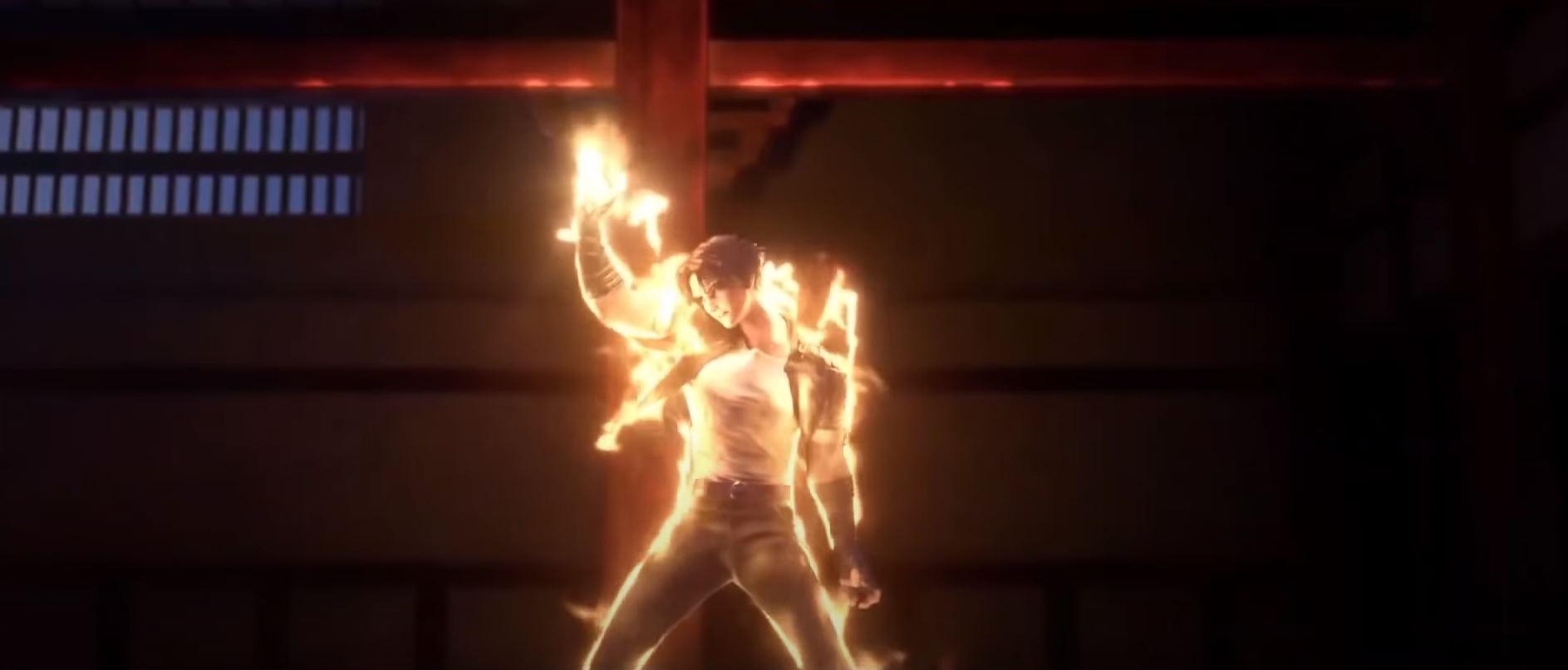 King of Fighters se dočká CGI filmu, máme i první trailer