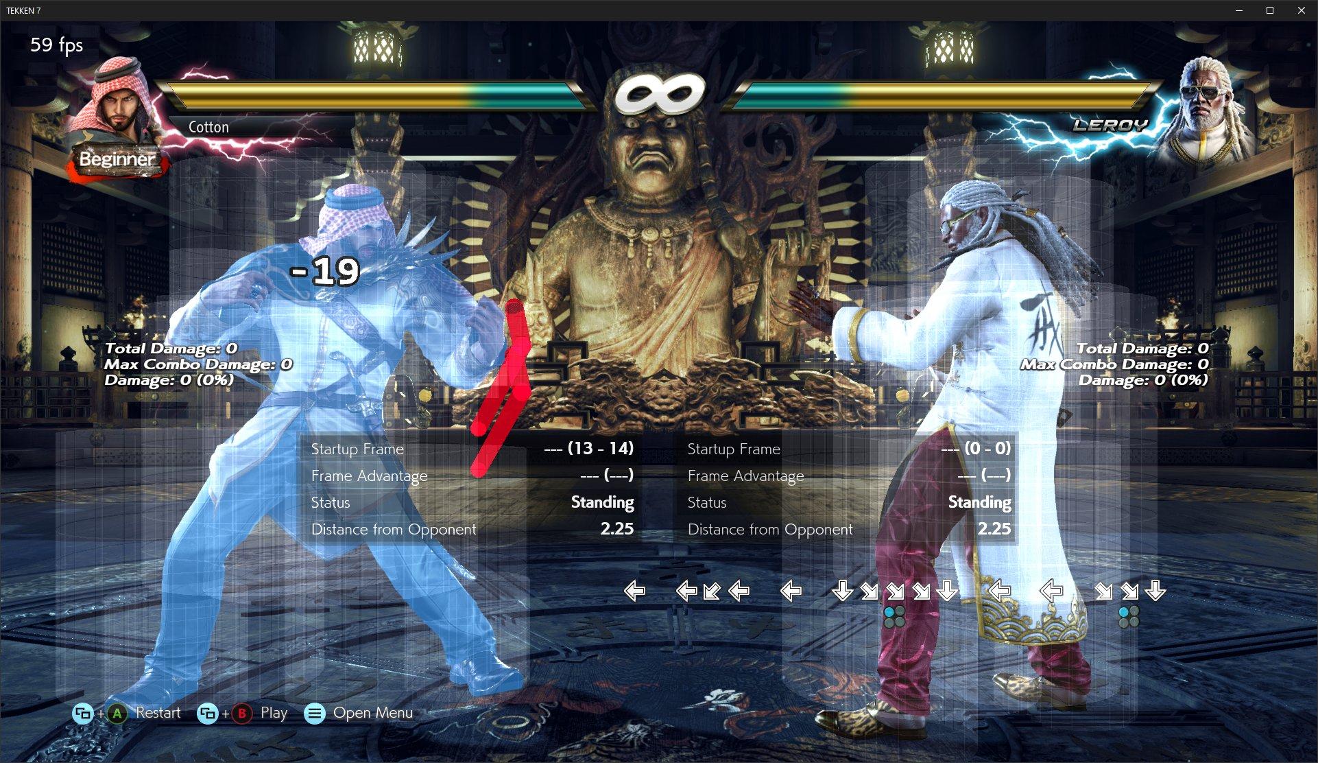 Tekken Overlay je k dispozici hráčům