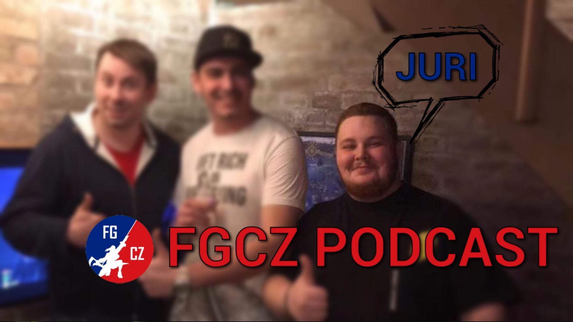 Pátý FGCZ podcast, tentokrát s Jurim