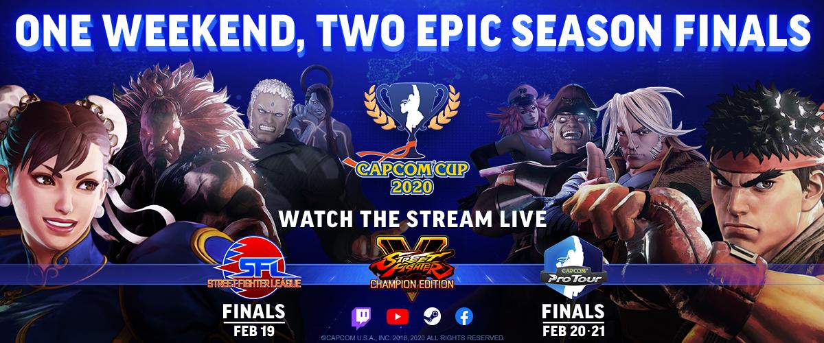 Capcom Cup zná termín i místo